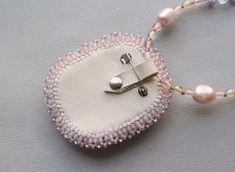 Про застежки и соединения деталей | biser.info - всё о бисере и бисерном творчестве
