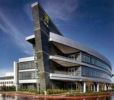 A free inside look at NVIDIA offices and culture posted anonymously by employees. Best Places To Work, Architecture Office, The Good Place, Skyscraper, Multi Story Building, Image, Style, Swag, Skyscrapers