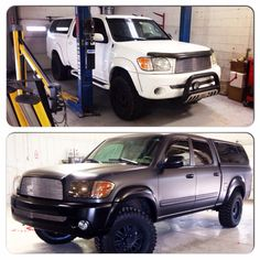 04 Toyota Tundra double cab re-build - 2004 first generation