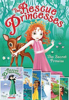 The Rescue Princesses Pack (Books 1-10)