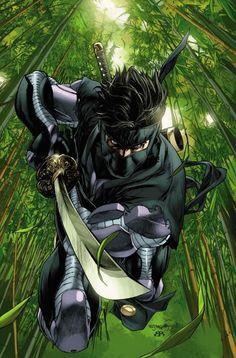 Best Comic Book Covers of the Week: - Comic Vine Ninja, Comic Book Characters, Comic Character, Dragon Ball Z, Books New Releases, Deadpool Funny, Vigilante, Art Of Fighting, Valiant Comics