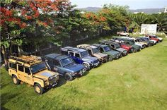 Viveck Goenka's love affair with Land Rovers has blossomed into a collection of 25 cars. And we discover there's more to it than meets the eye.
