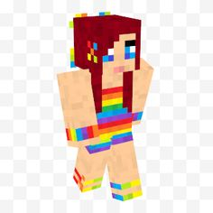 Check out our list of the best Girl Minecraft skins. Capas Minecraft, Skins Minecraft, Cool Girl, Logos, Check, Art, Minecraft Stuff, Art Background, Logo