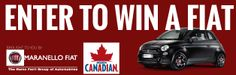 Madison Ave Pub Enter To Win, Fiat, This Is Us