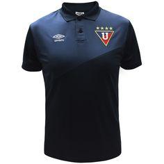 Liga Deportiva Universitaria : Polo Liga Azul 2015 - Marathon Sports