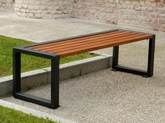 The 10 Best Outdoor Benches For Use on Yards and Patios – Modern Home Welded Furniture, Iron Furniture, Steel Furniture, Cheap Furniture, Industrial Furniture, Rustic Furniture, Home Furniture, Furniture Design, Outdoor Furniture