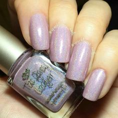 Sweet Kisses - Too Fancy Lacquer.