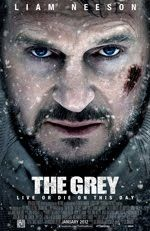 THE GREY would have been satisfying enough if it were merely Liam Neeson punching the fuck out of wolves for 2 hours. Instead, director Joe Carnahan presents a Jack London/Hemingway-esque tale of survival and man vs. nature.
