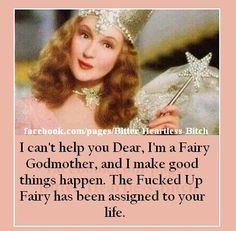 well Glinda, I guess it all makes sense now lmao