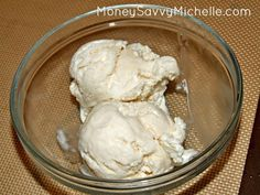 Love homemade ice cream but hate how much effort it takes? Check out this super easy 3 Ingredient Homemade Ice Cream Recipe Without an Ice Cream Maker!