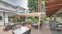 Terrace view Hotel Mulino Ascona