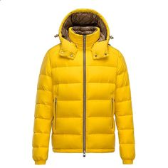 moncler billigt YELLOW