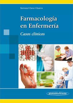 """Farmacología en Enfermería: Casos Clínicos. #NURSING BOOK SPANISH """"Una obra magnífica que da una idea bastante aproximada del importante y destacado papel de la Enfermería en la prescripción"""" -Lola Montalvo. Blog Enfermería"""