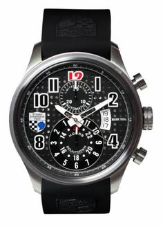 STEFAN JOHANSSON VAXJO  MARK VIIIC COLLECTION http://www.racewatches.com/SJ_MarkVIIIC.html#