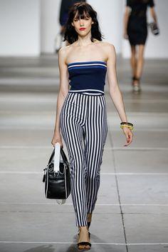 Topshop Unique Spring 2015 Ready-to-Wear Fashion Show - Anya Lyagoshina (ELITE LONDON)