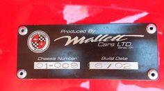 2001 Chevrolet Mallett Hammer Z06 Corvette