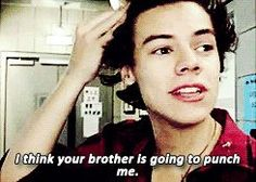 harry styles imagines protective - Google Search