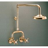 Found it at Temple & Webster - Roulette Alcove Shower Set Standard