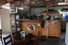 rainforest cafe interior   - Costa Rica