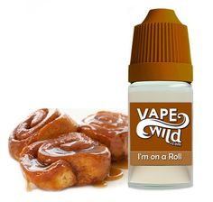 Could we possibly improve our Cinnamon Roll e-liquid? Let's top it with silky smooth caramel! The delectable duo of caramel and cinnamon rolls might just become your new favorite sweet tooth go to!