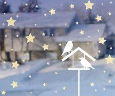 Картинки по запросу vánoční papírová výzdoba do oken