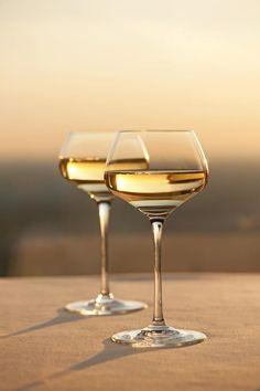 Un verre de vin pour la nouvelle année