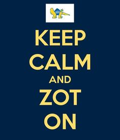 Good luck on finals, Anteaters! Zot on! #UCIrvine #UCI #Zot ...