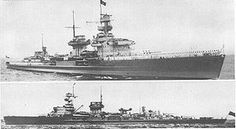 Ship- Nurnberg, German Light Cruiser