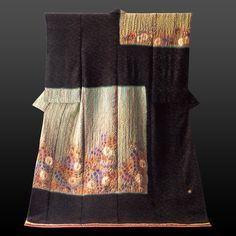 Kimono de Itchiku Tsujigahana  「井筒」(着物の中の着物自身)