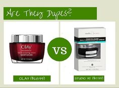 A dupe for olay micro sculpting cream?
