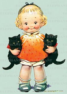 Me and my kitties...