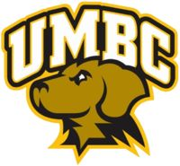 Retrievers, University of Maryland, Baltimore County (Catonsville, Maryland) Div I, 1st Conf: America East #Retrievers #Catonsville #NCAA (L6218)