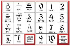 chinese number cards, chinese new year activities, counting to 10 in chinese, le… Chinese New Year Activities, Chinese New Year Crafts, New Years Activities, Chinese Writing, Chinese Words, Learn Cantonese, New Year's Games, Mandarin Language, Chinese Lessons