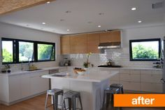 Kitchen Before & After: Seth & Allison's California Kitchen Remodel Best of 2013   Apartment Therapy