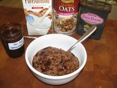 Double chocolate… need I say more? If you are not yet a fan of oatmeal remember, it boosts metabolism. Try this recipe out, it is done in a unique way that makes it so creamy and delicious you will want...