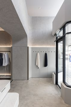 Jac+ Jack Store in Claremont by George Livissianis Retail Interior Design, Arch Interior, Retail Store Design, Interior Exterior, Interior Architecture, Retail Shop, Commercial Design, Commercial Interiors, Shop Interiors