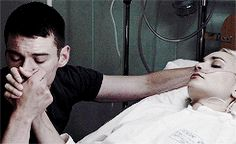 Sense8. Will and Riley. Source: http://roobbstark.tumblr.com/post/121537850222