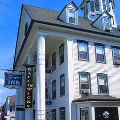 Thayer S Inn In Littleton New Hampshire