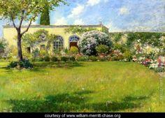 The Orangerie.