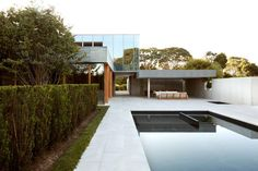 tod williams billie tsien modern house | they are always a favorite to visit and admire. this house is no exception...