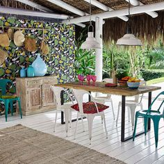 Meubels en interieurdecoratie - Exotisch  Maisons du Monde