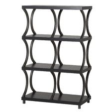 "Shelf Storage 47.87"" Bookcase"