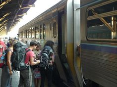 How to use the trains in Thailand...    Thailand has one of the best metre-gauge rail systems in the world, and train travel is easily the best way to get around & see the country.  Train travel in Thailand is comfortable, safe, cheap, environmentally friendly.