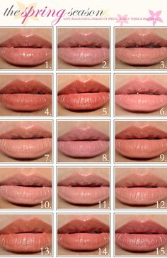 The Spring Season: Warmer Nudes Lipstick Wrap-up - Temptalia Beauty Blog: Makeup Reviews, Beauty Tips