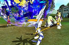 DIGIMON  the  game