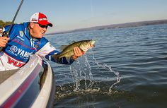 Don't let the nasty, cold weather this winter keep you off the water. Although coldwater bass have a well-deserved reputation as being obstinate and tough to catch, fishing with deep crankbaits can drastically increase your success. Elite Series pro and 2008 Bassmaster Classic champion Alton Jones does some of his best work when the bass ...