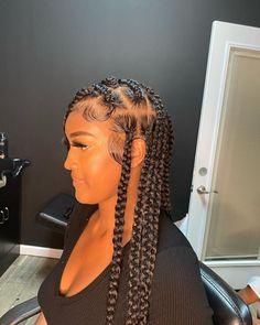 Black Girl Braided Hairstyles, African Braids Hairstyles, Baddie Hairstyles, Summer Hairstyles, Girl Hairstyles, School Hairstyles, Hairstyles For Black Kids, Birthday Hairstyles, Everyday Hairstyles