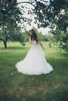 Country Brunch Wedding at Estancia Culinaria  Wedding Inspiration Shoot Featured on Green Wedding Shoes