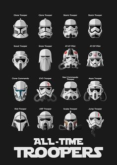 The Troopers Series on Behance
