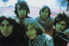 The Stones' Fish-eye Shots in The 60's